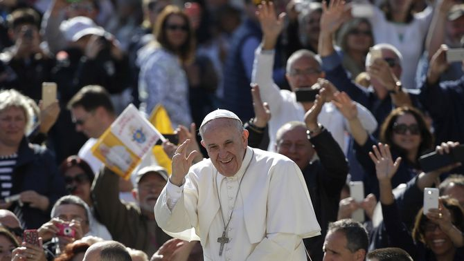 El papa Francesc visitarà Cuba al setembre