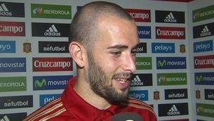 """Aleix Vidal: """"És un honor que em situïn al Barça"""""""