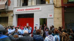 L'Ateneu La Base, un dels objectius per al possible confident