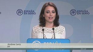 Precampanya marcada per la fiança el PP i la carta de Rajoy a Juncker