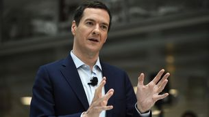 George Osborne, ministres de Finances (Reuters)