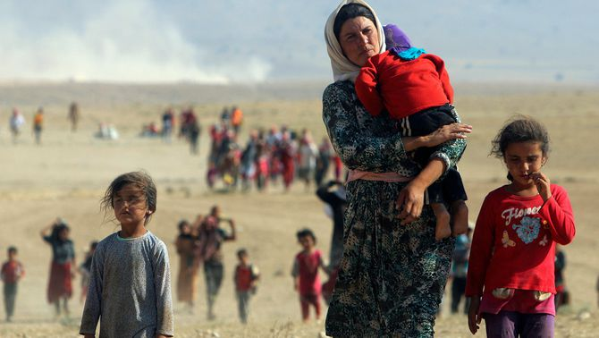 L'ONU xifra en 65 milions els refugiats i desplaçats arreu del món el 2015