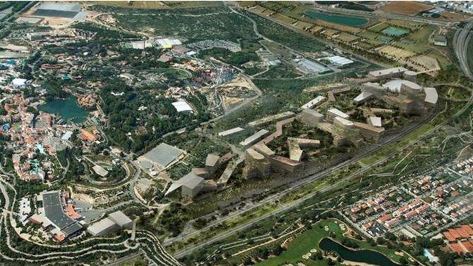 El govern redimensiona el BCN World: sis cops més petit i un màxim de dos casinos en lloc de sis
