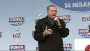 Erdogan juga la carta del patriotisme al referèndum
