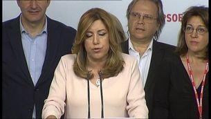 Díaz demana que el PSOE apliqui un projecte autònom i coherent