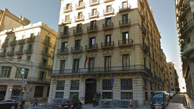 Pas endavant per convertir la prefectura de policia de Via Laietana en un museu