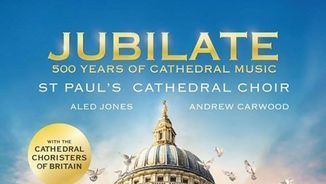 Jubilate. 500 years of Cathedral Music. St. Paul's Cathedral Choir. Decca