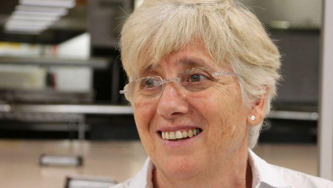 Escòcia confirma que ha rebut l'ordre de detenció del Suprem per a Clara Ponsatí