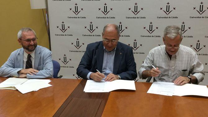 La UdL oferirà un nou títol d'especialització en economia solidària, amb Ponent Coopera i la Coordinadora d'ONGD