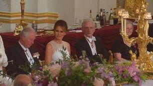 Elisabet II reivindica el paper de les organitzacions internacionals en un discurs davant Donald Trump