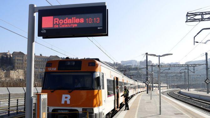 Renfe cancel·la 707 trens aquest dimecres i tres dies més, clau per a la mobilitat