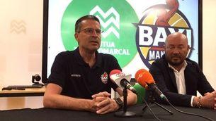 Arrenca la tercera etapa de Pedro Martínez a Manresa