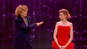 """Àngels Gonyalons i Anna Moliner canten """"Els snobs"""""""