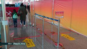 Pequin diu que la Xina ha superat el pic de l'epidèmia