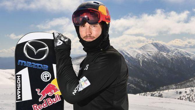 Mor Alex Pullin, snowboarder australià campió del món