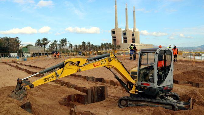 Sant Adrià de Besòs acollirà la primera estació internacional d'aterratge de cables submarins de Catalunya