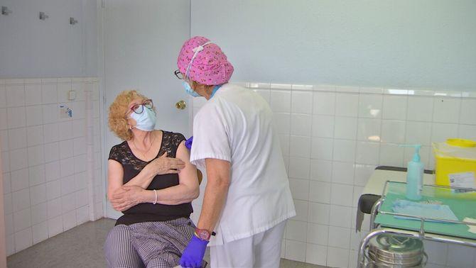 Un de cada quatre catalans té la pauta completa de la vacuna contra la Covid
