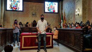 Ivan Sànchez és investit alcalde de Berga després de la renúncia de Venturós per depressió