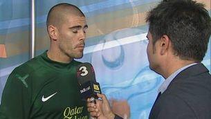 El rècord de Valdés