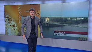 El temps, 23/06/2013