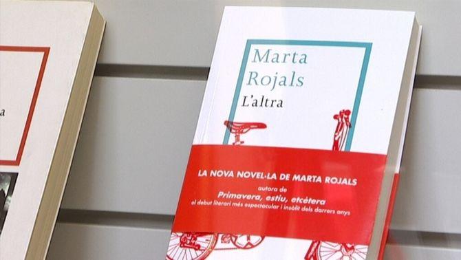 """Surt a la venda """"L'altra"""", l'esperada segona novel·la de Marta Rojals"""