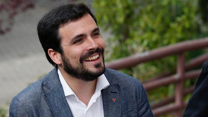 Alberto Garzón serà el número 5 de la coalició Podem-IU en les llistes per a les generals a Madrid