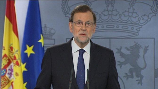 Rajoy demana serenitat i assegura que els drets dels ciutadans espanyols al Regne Unit estan garantits