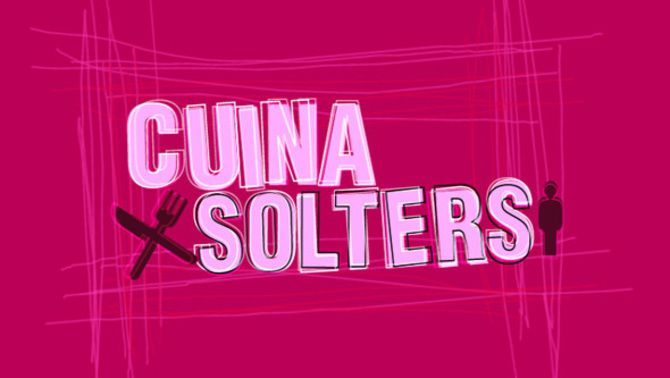 """""""Cuina x solters"""""""