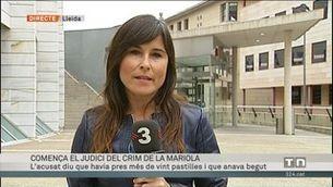 Telenotícies Barcelona 17/10/2016