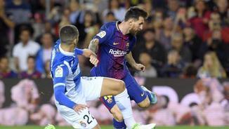 """Valverde: """"Sempre és millor estar per davant"""". El resum del Barça 5 - Espanyol 0"""