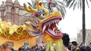 Suspesa la celebració de l'Any Nou xinès a Barcelona pel coronavirus