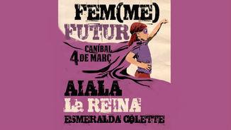 De festa al Caníbal amb Casa Babylon i les veus femenines del soul català