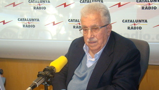 "Imatge de:Josep Fontana a ""Converses"" (2012)"