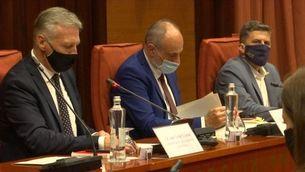 Artur Mas compareix al Parlament pel cas Palau