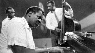 El trio clàssic: Oscar Peterson-Ray Brown-Ed Thigpen