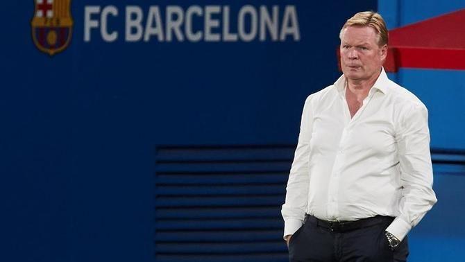 FC Barcelona-Girona: el segon assaig del Barça de Koeman, en directe