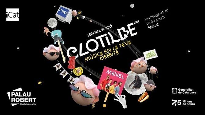iCat et convida al concert de Manel al Clotilde Fest