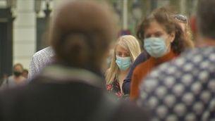 La situació sanitària, lluny de ser bona, tot i que es comenci a desescalar