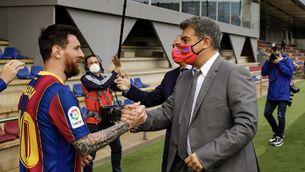 Leo Messi, compte enrere