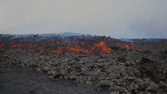 Continua actiu el volcà Pacaya, a Guatemala
