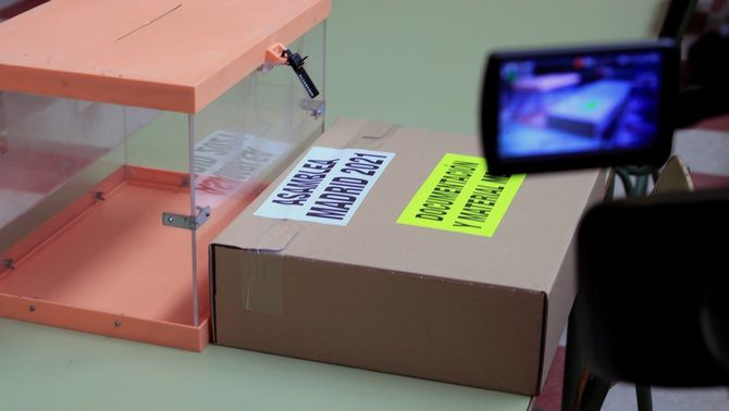 4M: Eleccions a Madrid