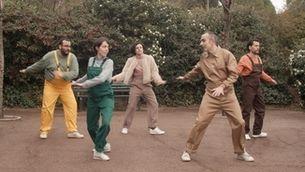 "Doble Pletina protagonitzen la comèdia musical ""Stop"", de Stanley Sunday."