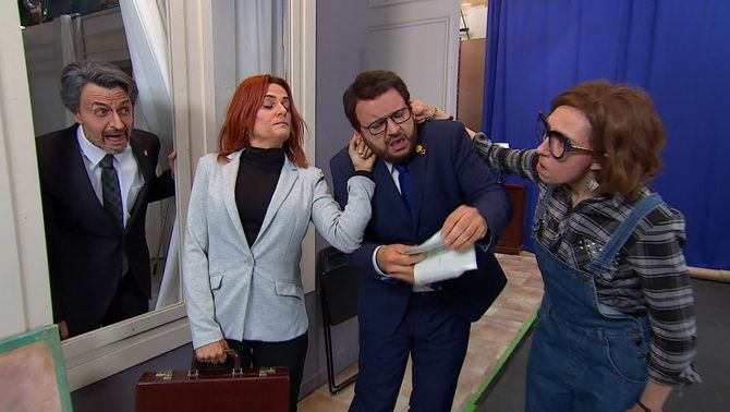 Rituals d'aparellament a TV3