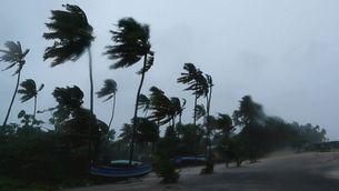 El cicló tropical Tauktae sacseja l'Índia