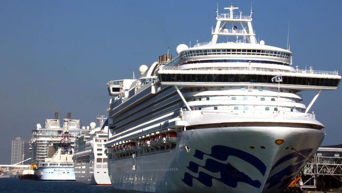 Els creuers podran tornar als ports de Barcelona i Tarragona el 7 de juny