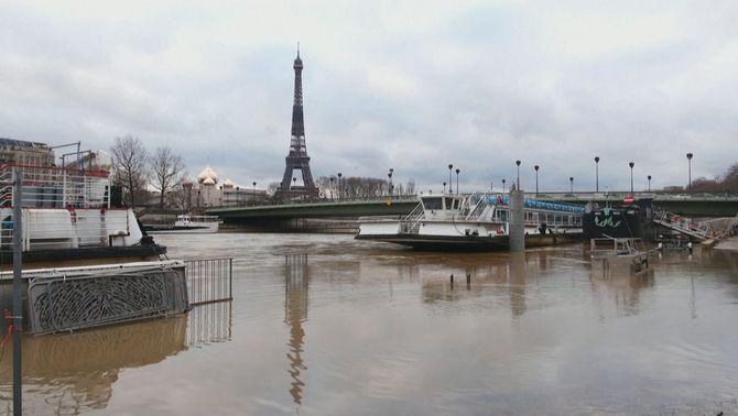 Les pluges poden augmentar un 20% a Europa a causa del sobreescalfament de l'Atlàntic