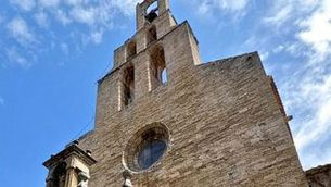 Campanar de l'esglèsia de Santa Maria dels Turers