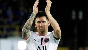 L'estrena de Messi al Parc dels Prínceps, diumenge a Esport3