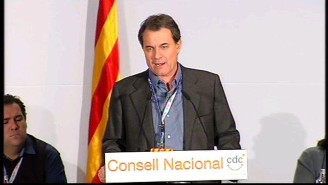 Mas adverteix que Catalunya no se sotmetrà a un procés d'harmonització autonòmica