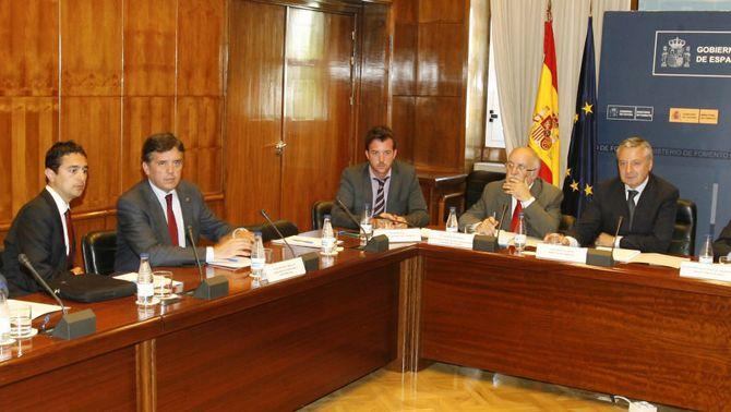 El ministre de Foment promet començar licitacions del corredor ferroviari del Mediterrani al setembre